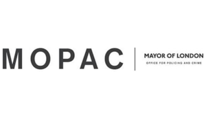 Display mopac logo