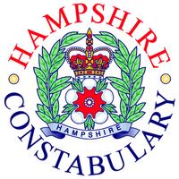Display hampshire constabulary logo