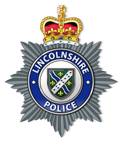 Display lincs police logo